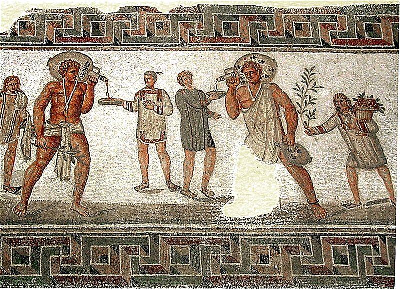 古代ローマの奴隷