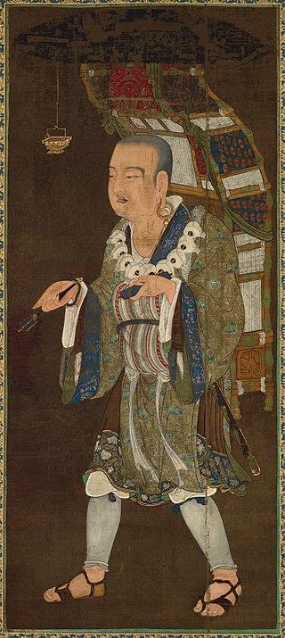 玄奘三蔵像