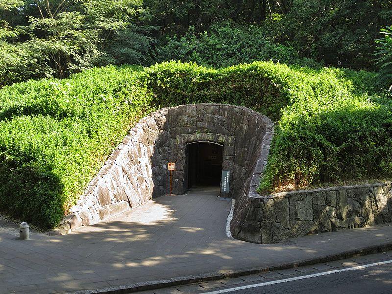 史跡・岩宿遺跡B地点の岩宿ドーム