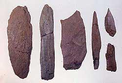 野尻湖文化の骨器