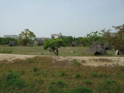 板付遺跡の環濠集落
